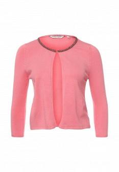 Женский розовый кардиган NAF NAF