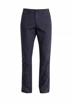 Мужские серые осенние брюки