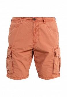 Мужские оранжевые шорты NAPAPIJRI