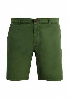 Мужские зеленые шорты NAPAPIJRI