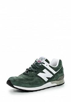 Мужские зеленые осенние кроссовки