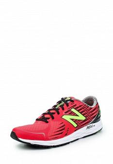 Мужские красные кроссовки New balance