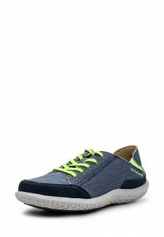 Мужские синие кроссовки Nexpero