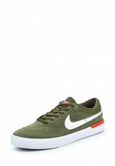 Мужские зеленые кеды Nike