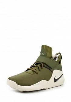 Мужские кожаные кроссовки Nike
