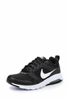 Женские черные осенние кожаные кроссовки air max