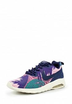 Женские фиолетовые кроссовки air max