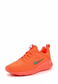 Женские оранжевые кроссовки Nike