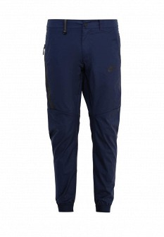 Мужские синие осенние брюки Nike