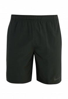 Мужские зеленые осенние спортивные шорты