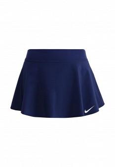 Синяя юбка Nike