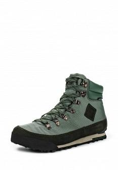 Мужские зеленые осенние трекинговые ботинки
