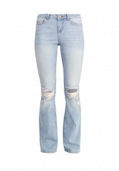 Женские голубые джинсы Noisy May