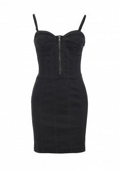 Черное платье Noisy May