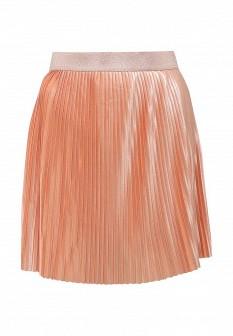 Оранжевая юбка Noisy May