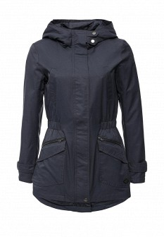 Женская серая осенняя куртка