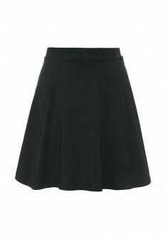 Зеленая осенняя юбка ONLY