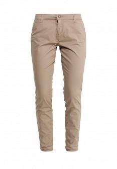 Женские бежевые брюки ONLY
