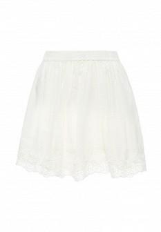 Белая юбка ONLY