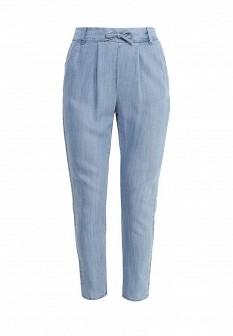 Женские голубые брюки ONLY