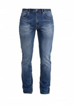 Мужские синие джинсы Oodji