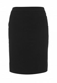 Черная юбка Oodji