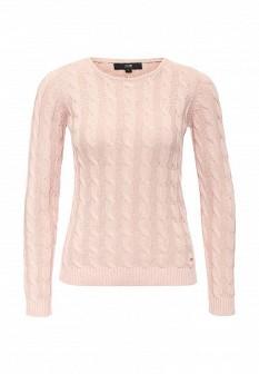 Женский розовый джемпер