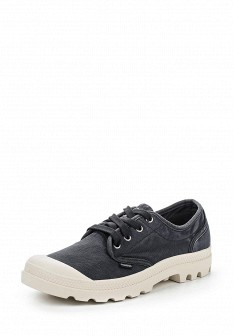 Мужские синие ботинки Palladium