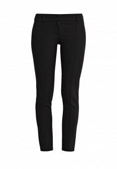 Женские черные итальянские брюки