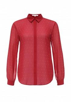 Бордовая осенняя блузка Patrizia Pepe