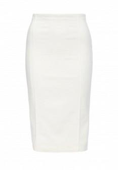 Белая итальянская юбка Patrizia Pepe