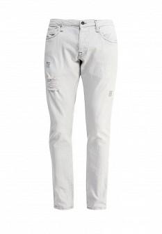 Мужские серые джинсы Pepe Jeans