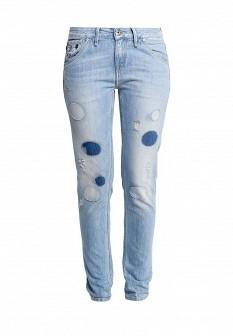Женские голубые джинсы Pepe Jeans