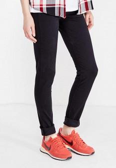 Женские черные испанские осенние брюки