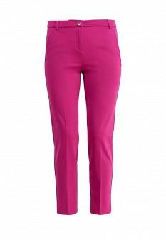 Женские фиолетовые итальянские брюки