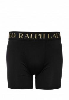 Мужские черные трусы Polo Ralph Lauren