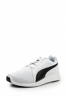 Женские белые кроссовки Puma