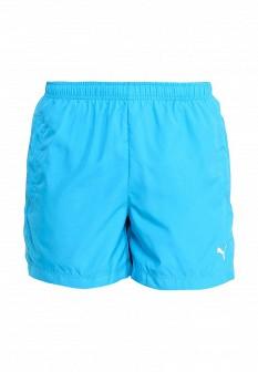 Мужские голубые спортивные шорты