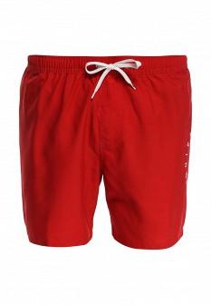 Мужские красные шорты Quiksilver