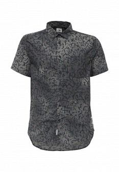Мужская осенняя рубашка