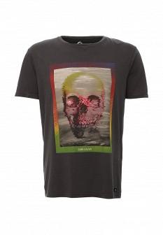Мужская осенняя футболка Quiksilver