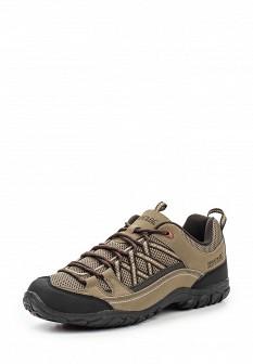 Мужские осенние трекинговые ботинки из нубука