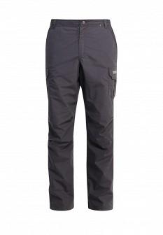 Мужские серые осенние брюки REGATTA