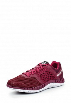 Женские фиолетовые осенние кроссовки