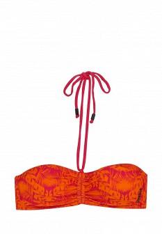 Оранжевый осенний бюстгальтер
