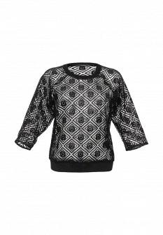 Черная блузка Replay