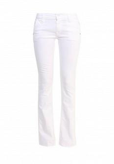 Женские белые осенние джинсы