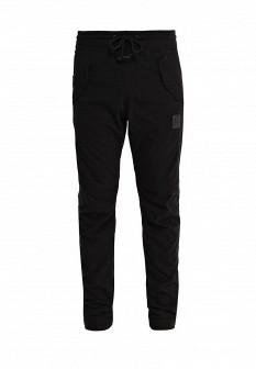 Мужские черные брюки спорт