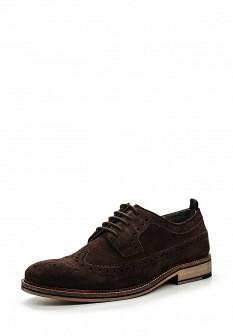 Мужские коричневые туфли River Island