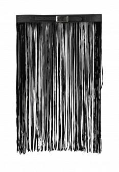 Женский черный ремень